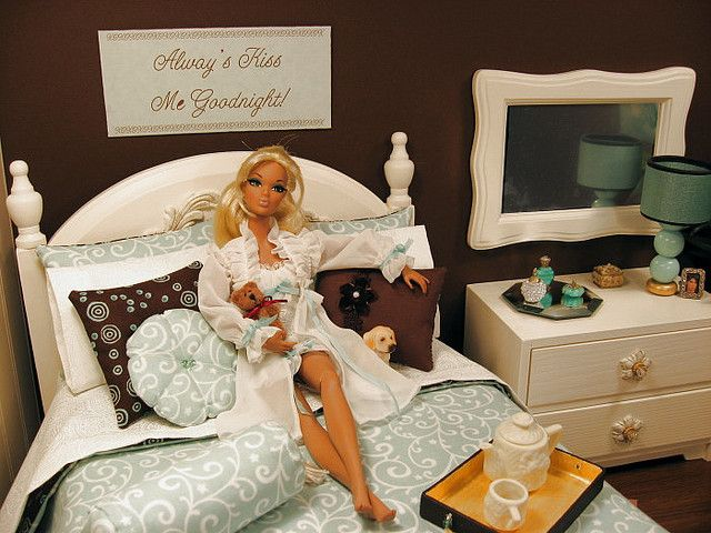 Sweet Dreams -1:6 Bedroom | Flickr - Photo Sharing!
