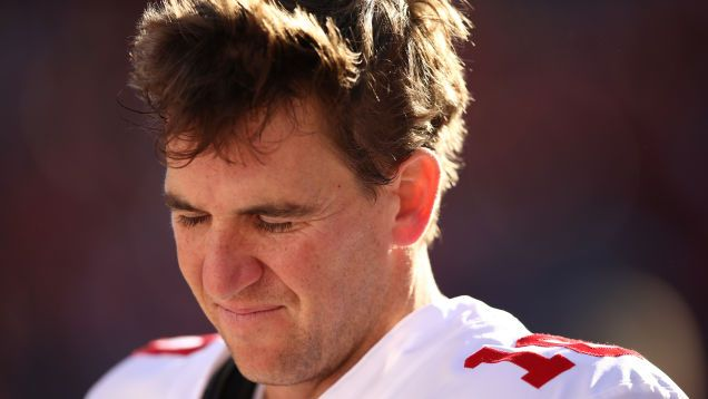 Mississippi Football Fans Can't Possibly Love Eli Manning This Much