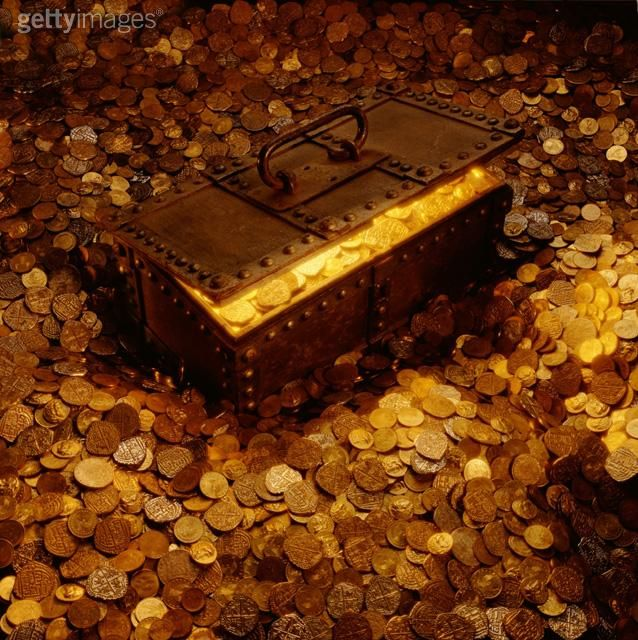 113 Best Images About Treasure Chests On Pinterest