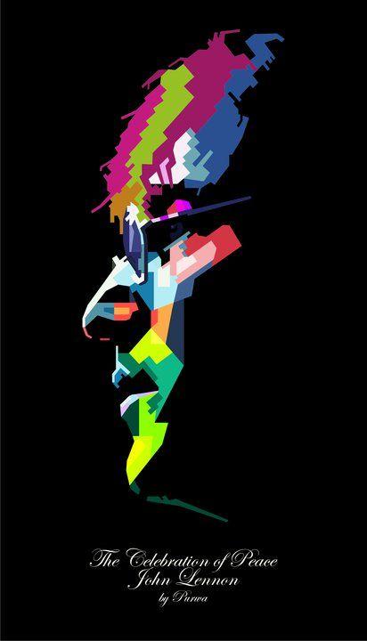 Wedha's Pop Art Portrait (WPAP)                                                                                                                                                                                 More