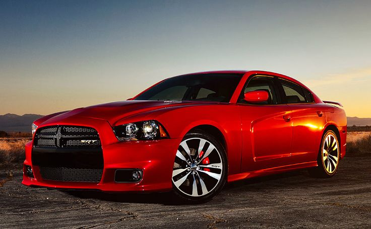Meaner than than ever the 2012 Dodge Charger SRT8