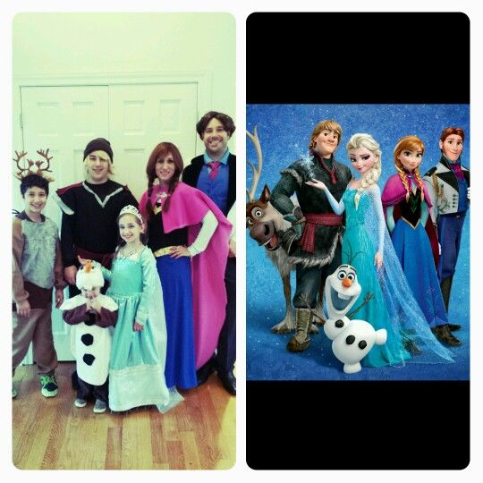 Diy frozen costumes halloween costumes family  sc 1 st  Pinterest & 15 best Halloween costume images on Pinterest | Halloween costumes ...