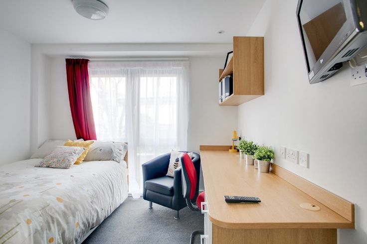 Premier Student Hall has rooms available at the university. The Birmingham uni accommodation is spacious. You can see the image on the right.