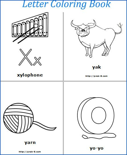 35 best Y is for Alphabet images on Pinterest Preschool