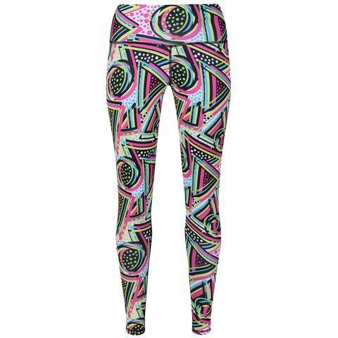 Tikiboo Bel Air Babe Leggings #Activewear #Gymwear #FitnessLeggings #Leggings #Tikiboo #Running #Yoga