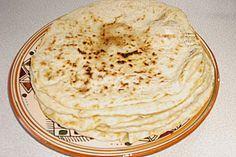 Tajine - Brot Pfannenbrot (Maroko)