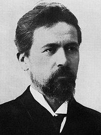 Anton Tsjechov 1889