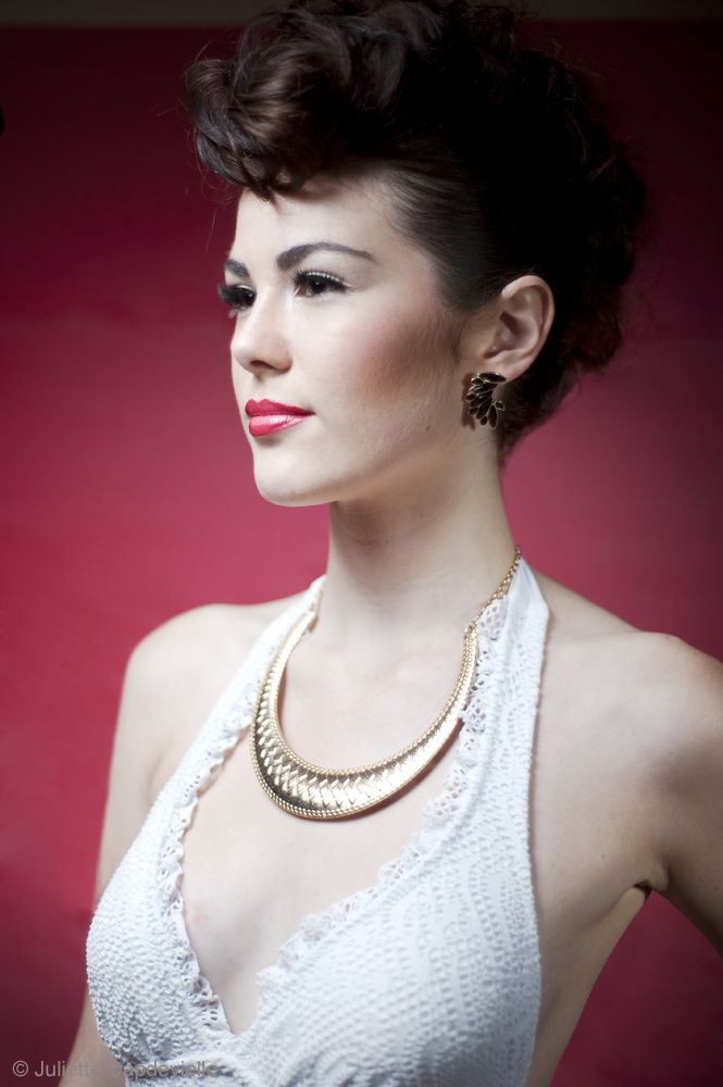 #jewerly #photoshoot #rock #redlips #makeup #hairstyle #photography