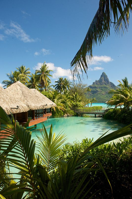Intercontinental Bora Bora Resort & Thalasso Spa | Locazur
