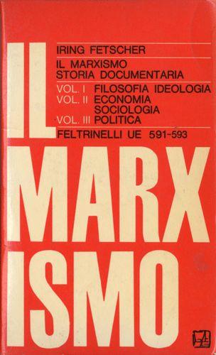 Iring Fetscher  Il Marxismo storia documentaria
