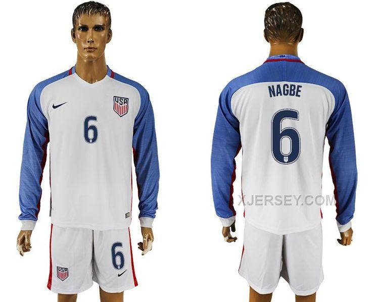 http://www.xjersey.com/usa-6-nagbe-home-2016-copa-america-centenario-soccer-jersey.html USA 6 NAGBE HOME 2016 COPA AMERICA CENTENARIO SOCCER JERSEY Only $35.00 , Free Shipping!