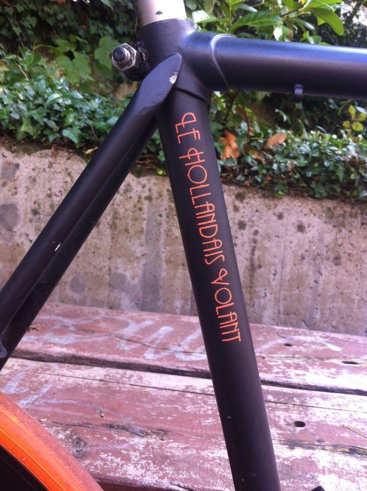 """Le Cilo """"Le Hollandais Volant"""" made in Genève"""