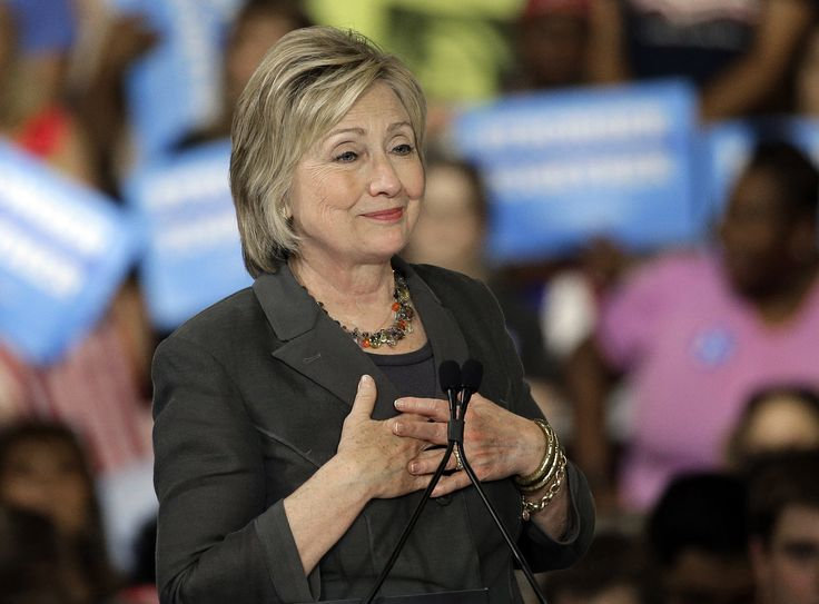 """Ranking right up there with the line, """"Other than that, Mrs. Lincoln, how did you like the play?"""" is this recent headline in The Washington Times: """"Honesty issues aside, voters still back Hillary Clinton, poll shows."""""""