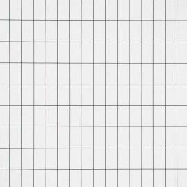 Ferm Living Grid ruututapetti mustavalkoinen