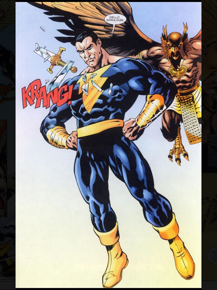 293 best Black Adam  images on Pinterest | Captain ...