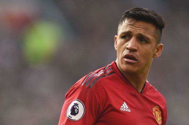 Manchester United Could Be Forced To Pay Alexis Sanchez 12m Next Season Not To Play For Them Source Daily Mirror Footand Alexis Sanchez