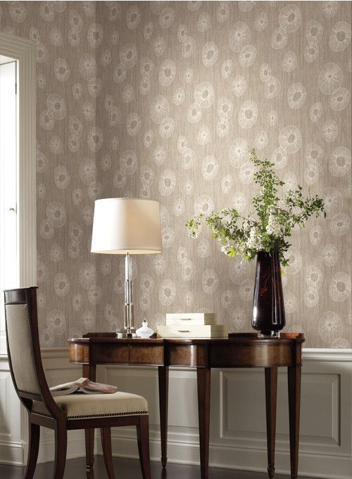 Curiouser & Curiouser! Wallpaper design by York Wallcoverings