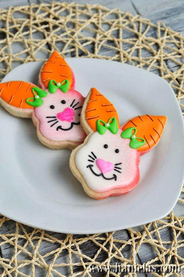 17 Best images about Bunny Decorated Cookies And cake pops ...