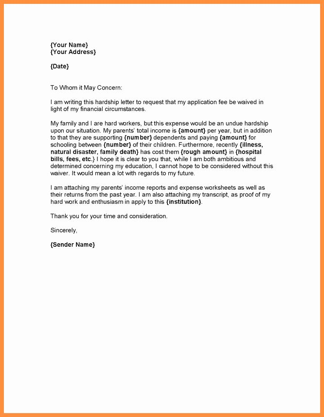 Hardship Letter For Immigration Example from i.pinimg.com