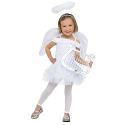 Little Angel Toddler Costume - AngelCostumes.org