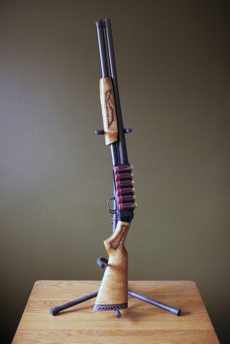 Mossberg 500 Shotgun Wood Burning | #temp25 | Pinterest | Mossberg 500,  Shotguns And Woods