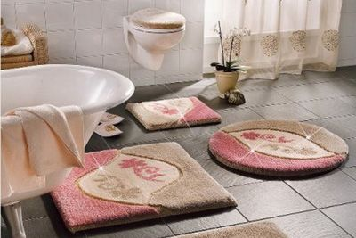 41 Best Images About Nice Bathroom Rugs On Pinterest