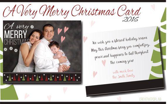 A very Merry Christmas Card *Custom*