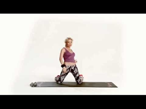 Tracy Anderson Bonus Arms Continuity 1.1  (4 min, light weights)