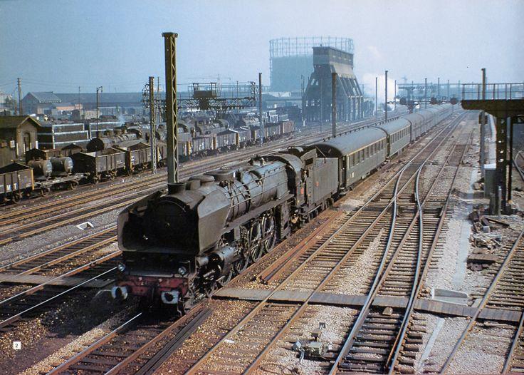 Les 92 meilleures images propos de locomotives vapeur fran aises sur pinterest paris nord - Nettoyeurs de sols et vapeur ...