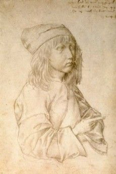 DÜRER  - autoportrait
