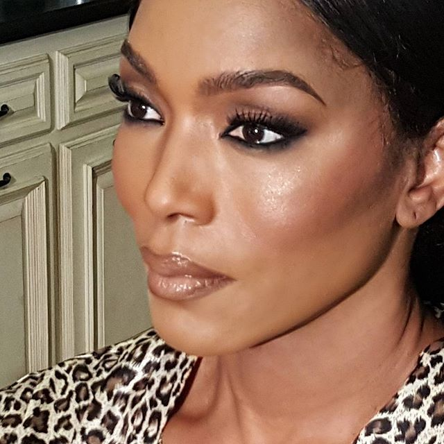 9 Flawless Photos That Prove Angela Bassett's Melanin Is