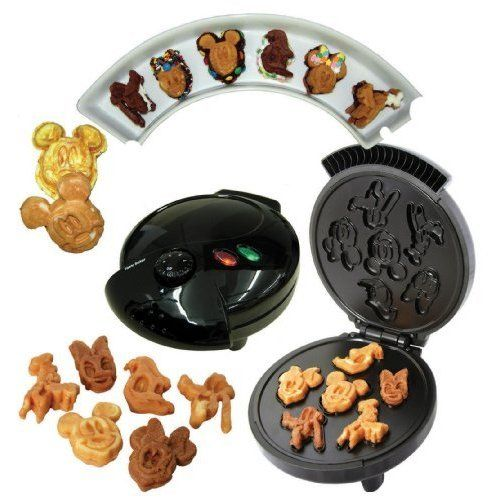 Disney Waffle Maker - how fun!  #Mickey #Mouse