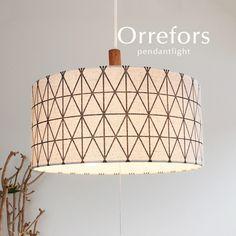 2灯ペンダントライト 北欧 LED [Orrefors/アイボリー] - 照明器具ペンダントライトやシャンデリア販売の通販専門店CROIX