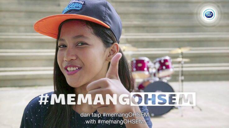 Nur Amira Syahira pemain dram #memangOHSEM