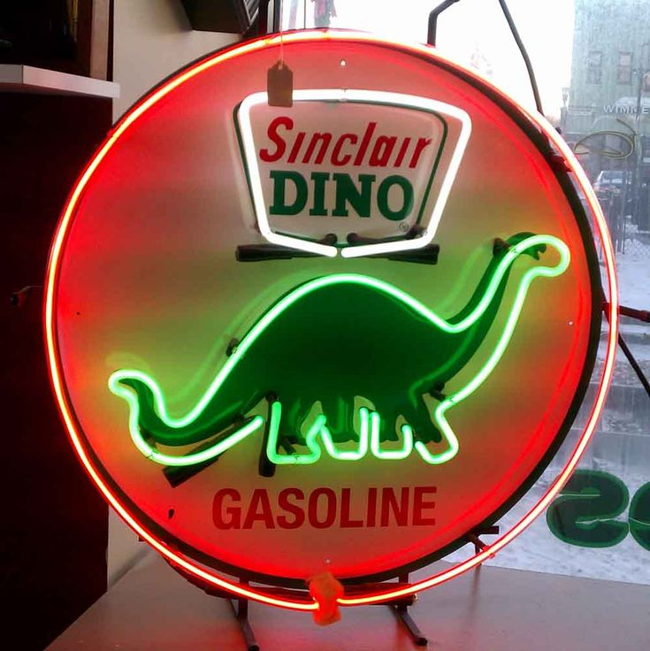 Vintage Neon Signs | Antiques On Broadway, Downtown Fargo | Save Money by Collecting Value ...