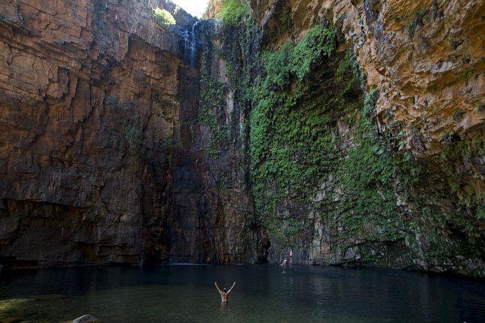Emma Gorge in El Questro Wilderness Park
