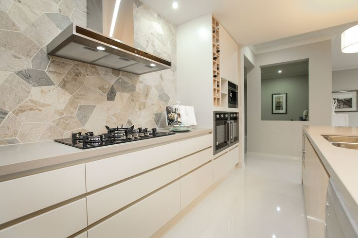 Modern Kitchen fitted with Technica appliances #Kitchen #ModernKitchen #ModernLiving #DisplayHome #MimosaHomes www.mimosahomes.com.au