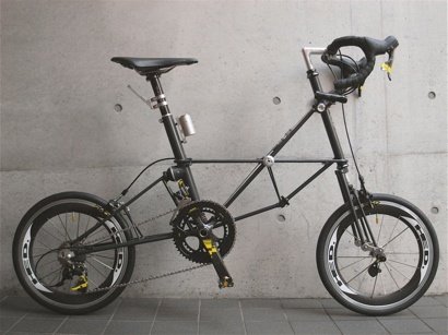 tricked out Moulton