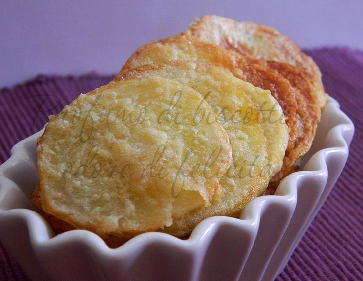 Patatine al parmigiano