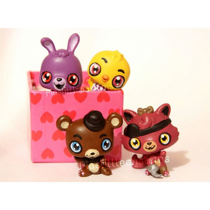 Baby FNAF LPS customs by pia-chu on DeviantArt