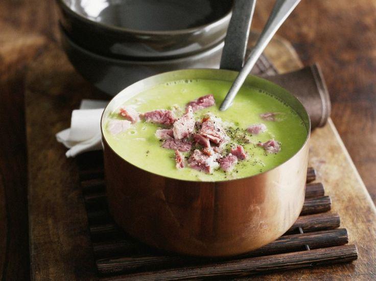 Лондонский гороховый суп