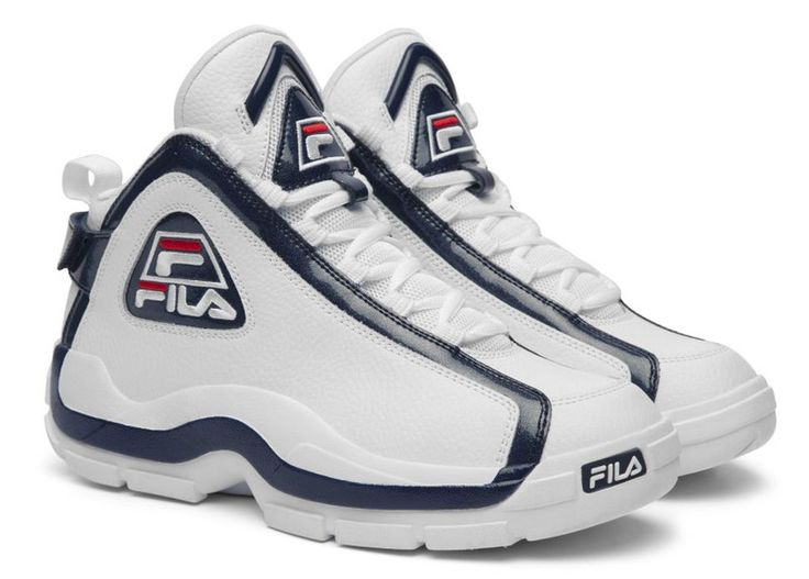 grant hill fila shoes 1994 nba mvp