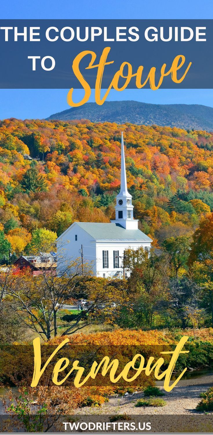 Planning a couples getaway? Stowe is a wonderful destination for romantic getaways in Vermont. In every season, there are romantic things to do in Stowe VT.