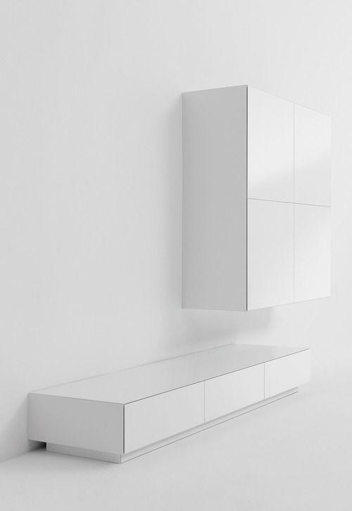 Vision cupboard system - Pastoe // via mechanoid