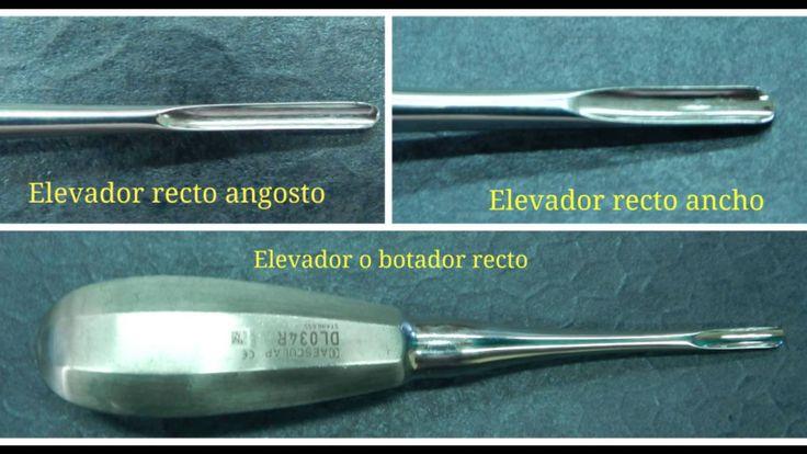 Reconocimiento de instrumental quirúrgico