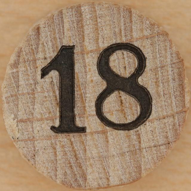 Bingo Number 18, via Flickr.