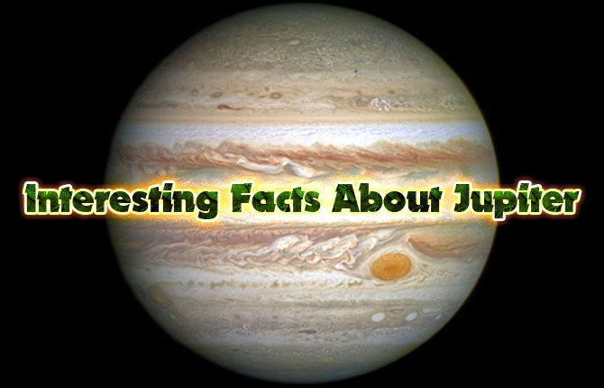 Interesting Facts About Jupiter https://didyouknowscience.com/interesting-facts-about-jupiter/