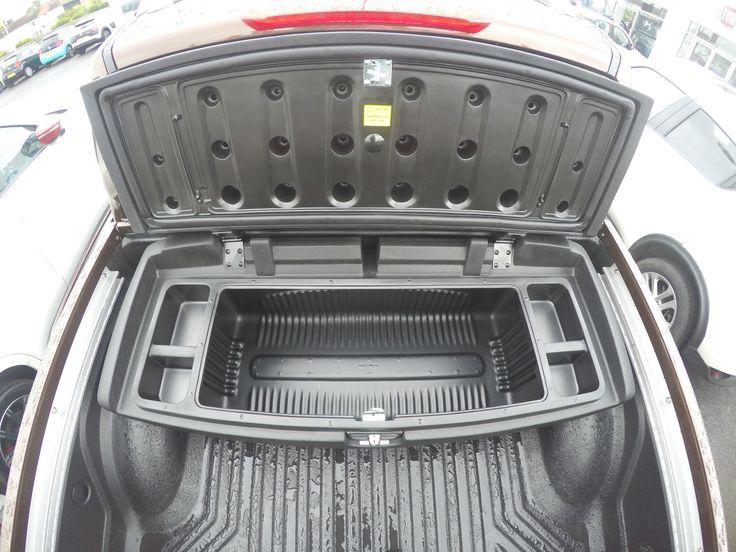 Nissan Navara NP300 D23 2016 on Rear Buck Plastic Tool Box - KE8514K01A