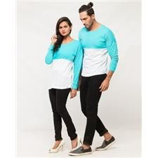 Buy March Turquoise White Cotton Baseball T Shirt For Unisex    sweaty betty women's sportswear  women's sportswear sale  women's sportswear brands  mens sportswear  sportswear online  womens gym wear  gym leggings  pink soda
