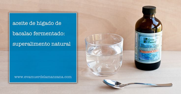 Aceite de hígado de bacalao fermentado: Superalimento natural